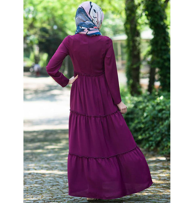 Abaci Dress Abaci Embroidered Floral Dress 16EL9421