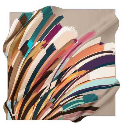 Aker scarf Aker Turkish Silk Hijab Spring/Summer 2020 #8082