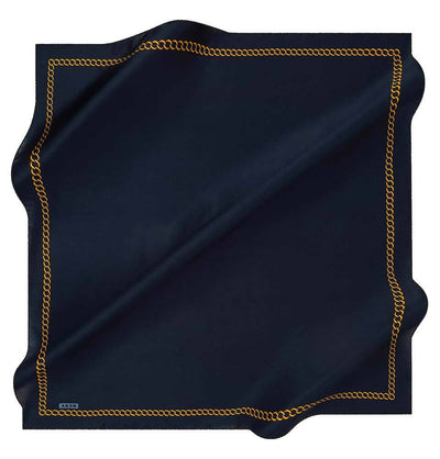 Aker scarf Aker Turkish Silk Hijab Spring/Summer 2020 #8109 Navy Blue