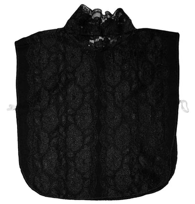 Arancia Neck cover Arancia Lace Neck Cover - Black - Modefa