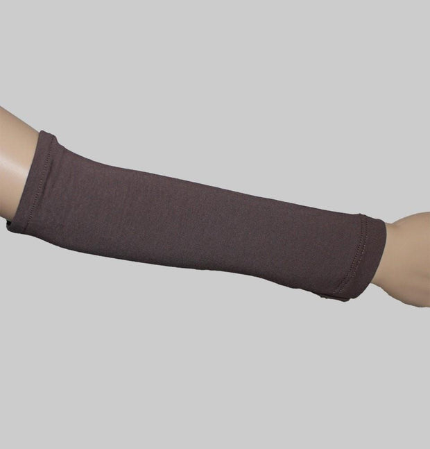 Arancia Sleeves Brown Arancia Modest Arm Sleeves - Brown