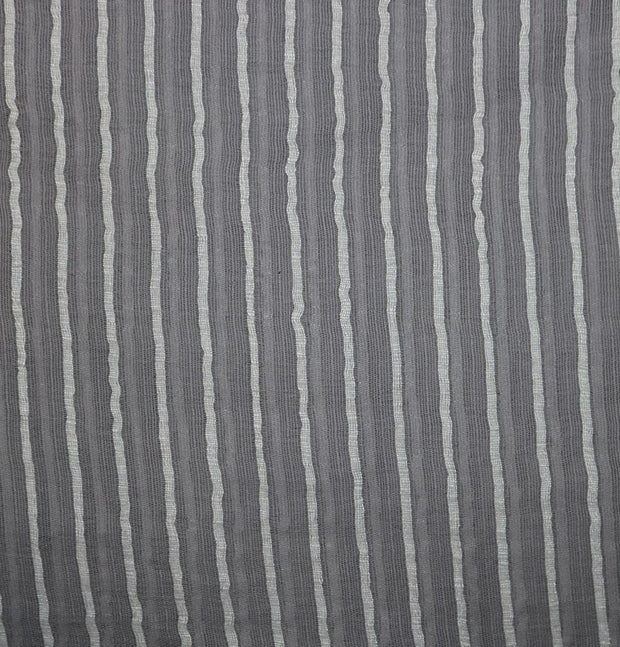Armine Trend Shawl Grey Armine Trend Cotton Striped Hijab Shawl 9873