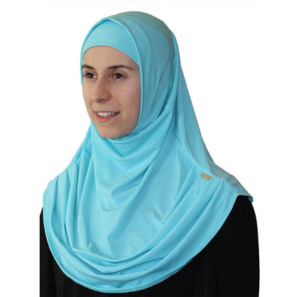 Firdevs Amirah hijab Turquoise Firdevs Practical Amira Hijab Turquoise