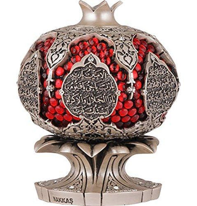 Islamic Pomegranate Decor Piece with Abundance Dua Mother of Pearl 1919