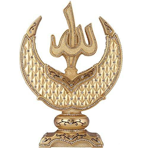 Gunes Islamic Decor Islamic Table Decor Crescent Moon Allah 2104