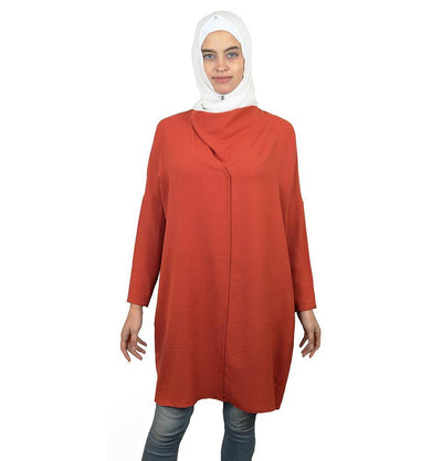 Loreen Tunic Loreen Modest Tunic 20123 Orange