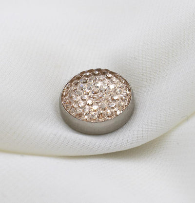 Modefa Magnetic pins Blush Bejeweled Magnetic Hijab 'Pin' - Blush