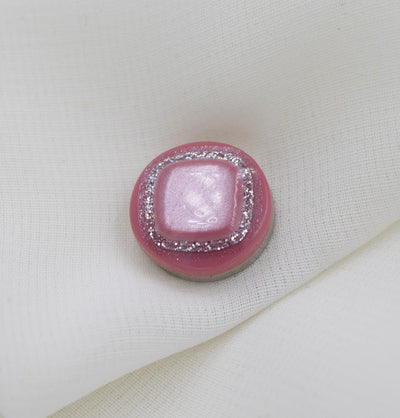 Modefa Magnetic pins Sweet Pink Diamante Magnetic Hijab 'Pin' - Sweet Pink
