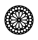 Pirudem Islamic Decor Islamic Art Metalwork Geometric Design - Damla