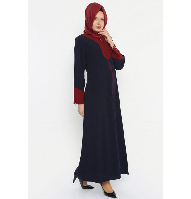 Taqwa Dress Turkish Ferace Abaya TQ-2119 - Modefa