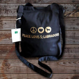 Labrador Lovers Cotton Tote Bag
