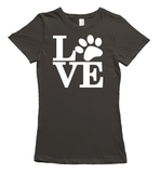 Labrador Lovers T-Shirt - Gray