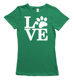 Labrador Lovers T-Shirt - Green