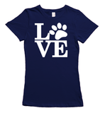 Labrador Lovers T-Shirt - Navy