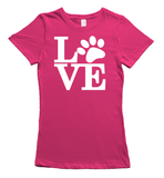 Labrador Lovers T-Shirt - Pink