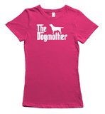 Dog lovers t-shirt - pink