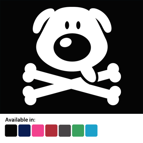 Labrador and bones t-shirt - logo