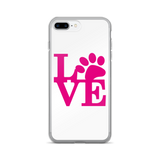 Dog Lovers iphone case - iphone 7 plus