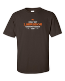 Only My Labrador Understands Me - Mens - Chocolate