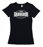 Team Labrador - Ladies T-Shirt