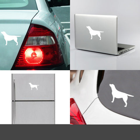 Labrador Retriever decals