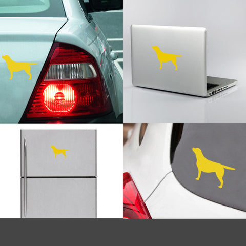 Sticker Pack  - Yellow Labrador