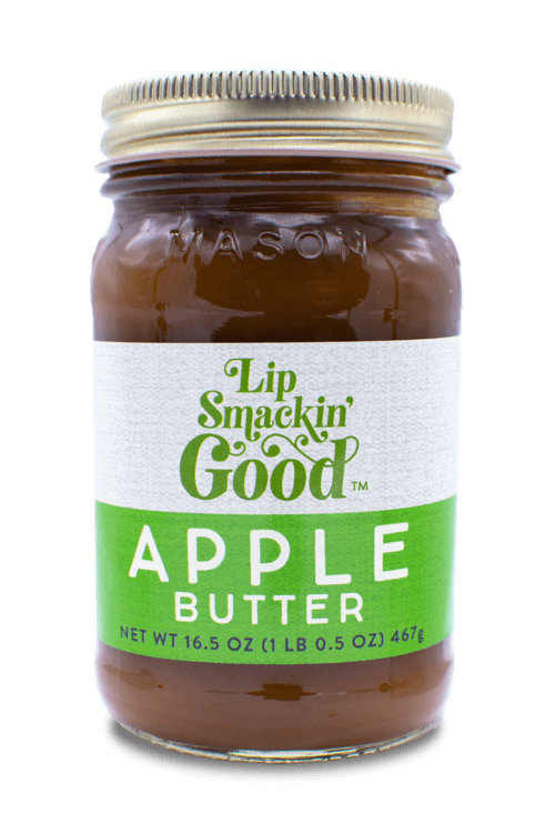 Apple Butter- Lip Smackin' Good