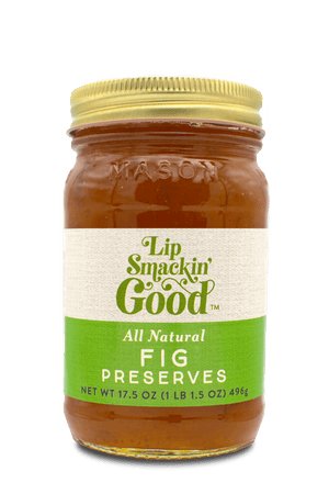 Fig Preserves- Lip Smackin' Good