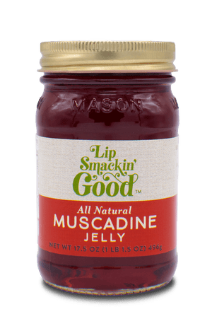 Muscadine Jelly - Lip Smackin' Good