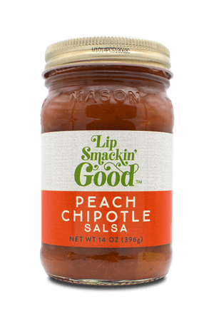 Peach Chipotle Salsa - Lip Smackin' Good
