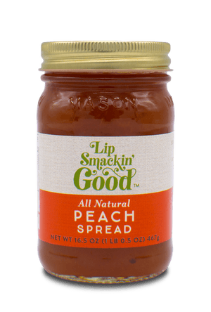 Peach Spread - Lip Smackin' Good
