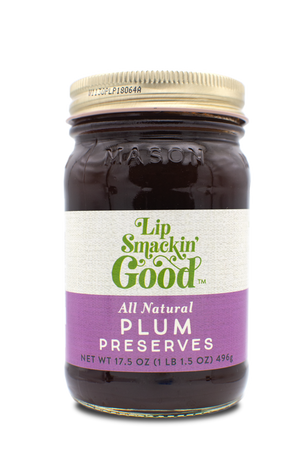 Plum Preserves - Lip Smackin' Good