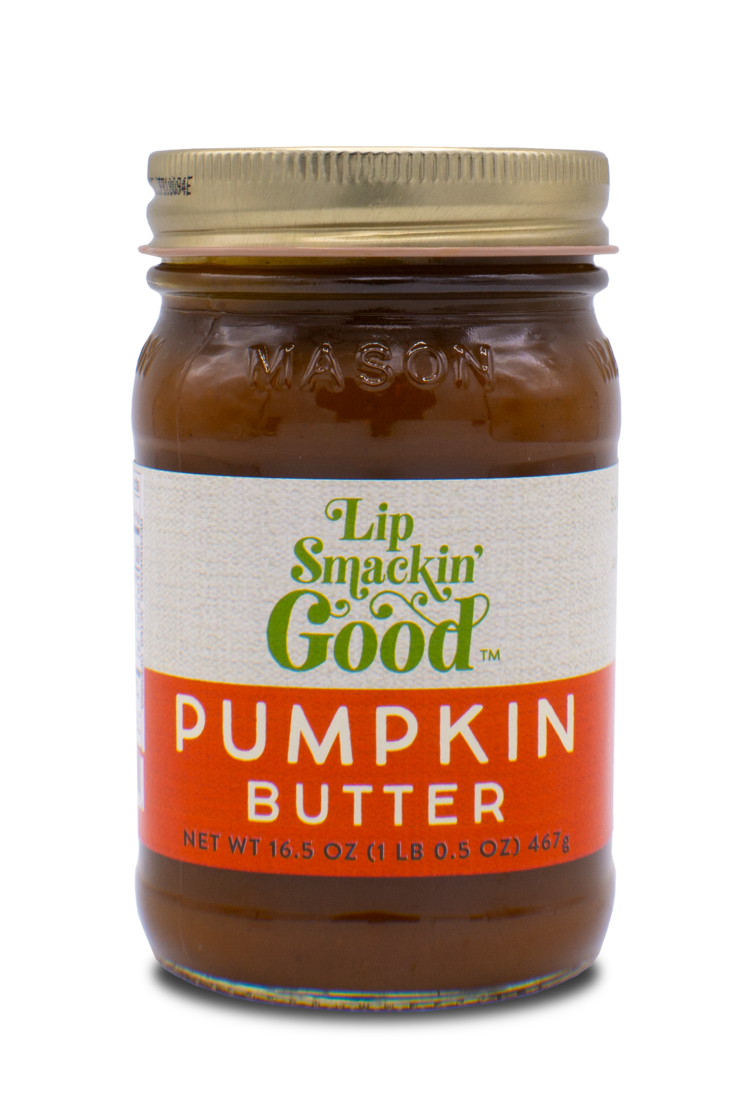 Pumpkin Butter - Lip Smackin' Good