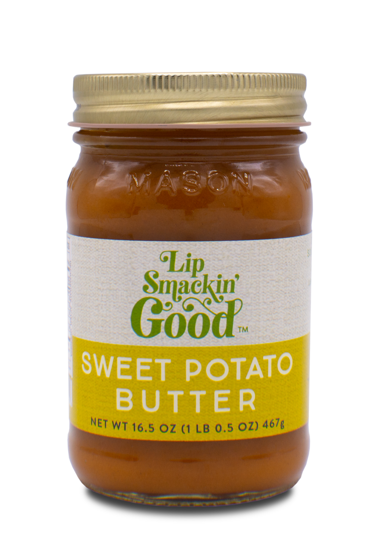 Sweet Potato Butter - Lip Smackin' Good
