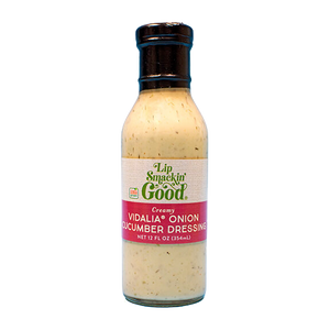 Vidalia Onion Cucumber Dressing - Lip Smackin' Good