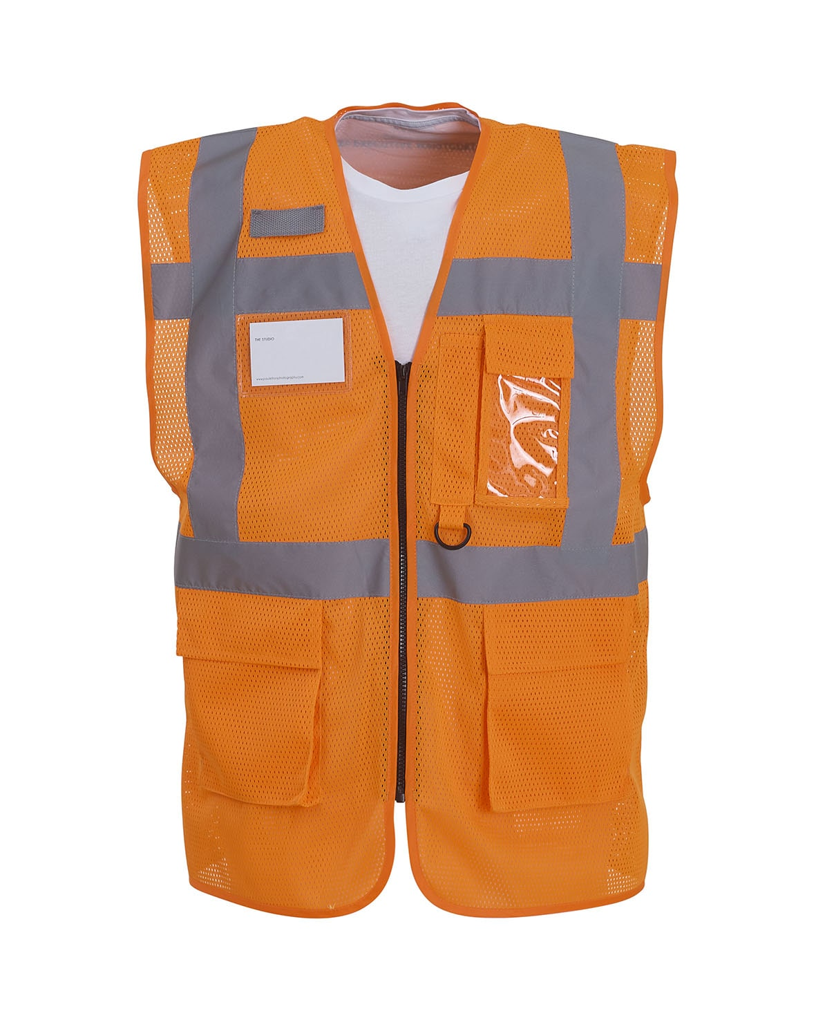 A complete selection of High Visibility Workwear from Overtrousers to Jackets that can be Branded with Your Company Logo