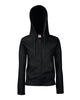 Lady-Fit Zipped Hoodie