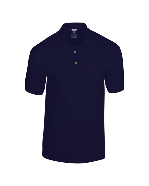 Dryblend Polo Shirt Workwear from Gildan branded with your logo or Design by York Workwear promoting you and your business