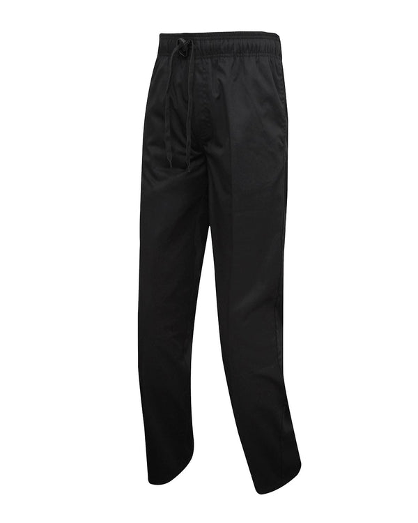 Chef's Select Slim Leg Trousers Workwear from Premier branded with your logo or Design by York Workwear promoting you and your business