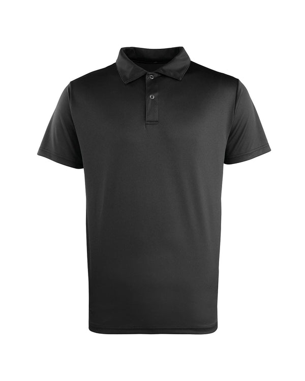 Coolchecker Studded Polo Shirt Workwear from Premier branded with your logo or Design by York Workwear promoting you and your business