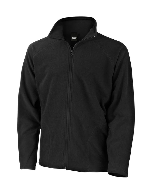 Microfleece Jacket Workwear from Result branded with your logo or Design by York Workwear promoting you and your business