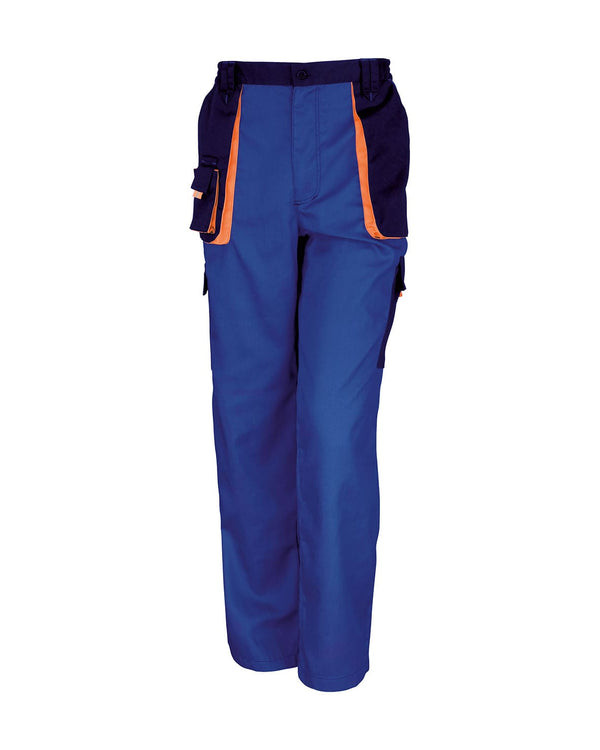 Work-Guard Lite Trousers Workwear from Result branded with your logo or Design by York Workwear promoting you and your business