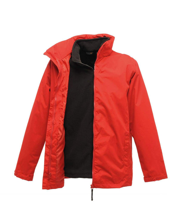 3 in 1 Jacket Workwear from Regatta branded with your logo or Design by York Workwear promoting you and your business