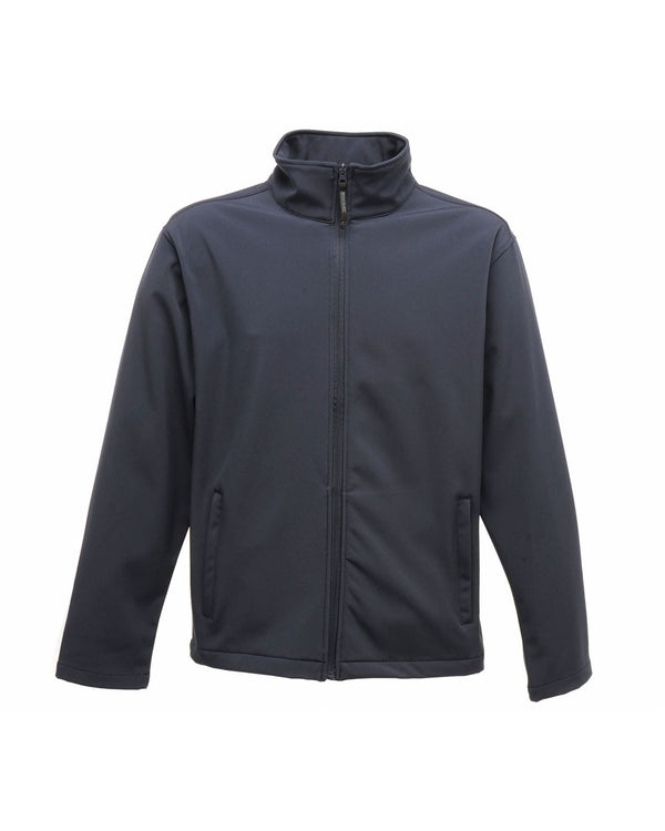 Classic Lightweight Softshell Workwear from Regatta branded with your logo or Design by York Workwear promoting you and your business