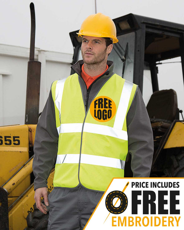 Core Safety High Vis Vest