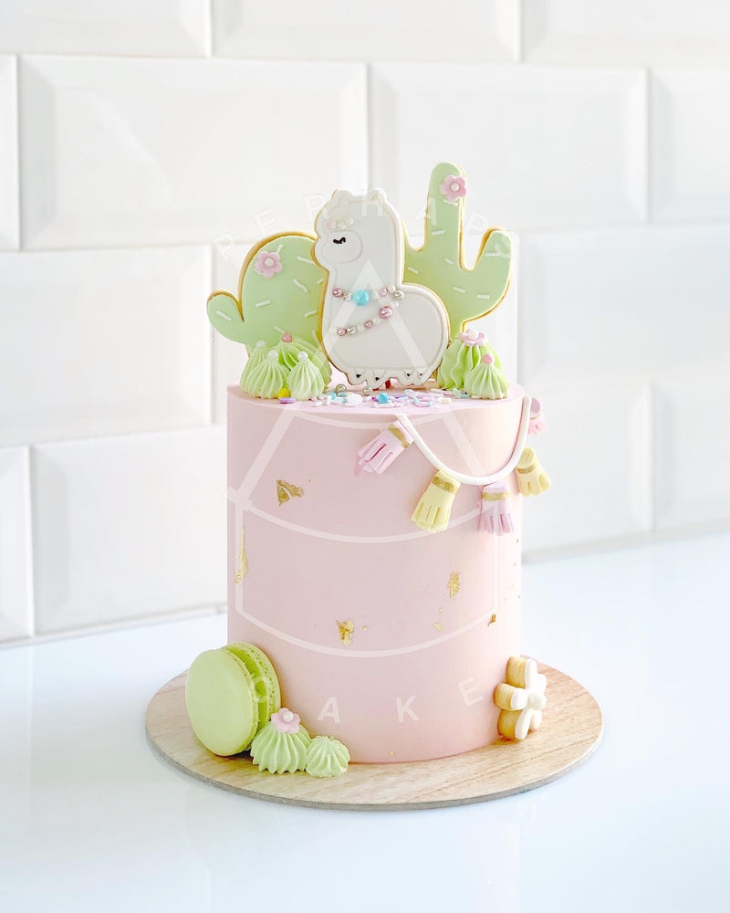 Perhaps A Cake - Alpaca fun