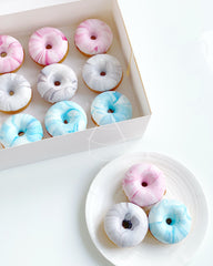[Donut] - Mini marble set (12 pcs)