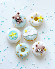 Perhaps A Cake - Donut - Teddy set