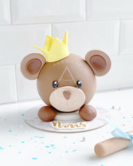 Perhaps A Cake - Cuddly Bear
