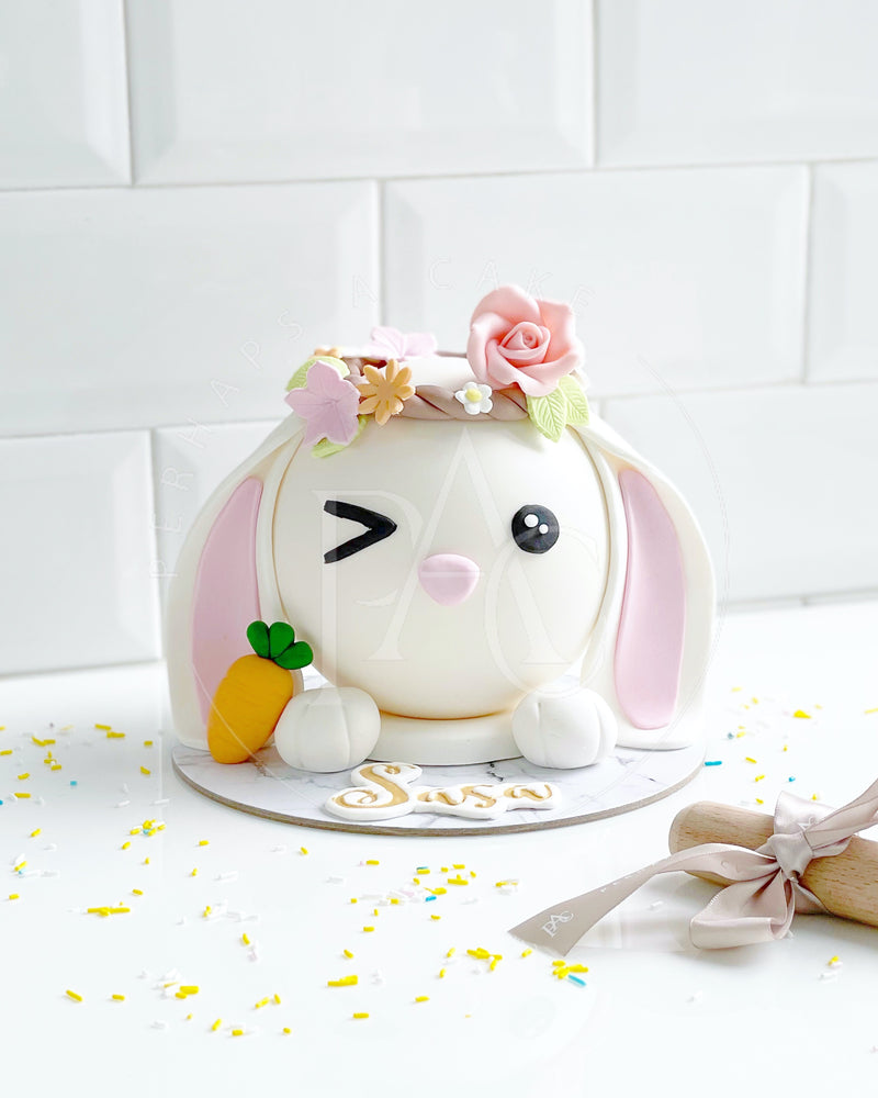 Perhaps A Cake - Cute Bunny